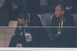 Fenerbahçe Başkanı Ali Koç yıkıldı!