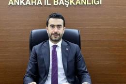 Hakan Han Özcan: AK Parti, Türkiye'ye hizmet etmeye ahdetmiş bir parti