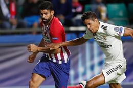 Real Madrid Atletico Madrid Süper Kupa maçı golleri ve geniş özeti
