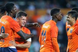 Burnley Başakşehir maçı golleri ve özeti