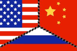 ABD'ye Rusya ve Çin'den ortak tepki