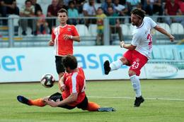 Ümraniyespor Adanaspor'u devirdi