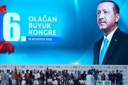 AK Parti'de 'seçim ittifakı' tüzüğe girdi