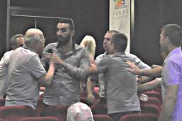 CHP toplantısında Muharrem İnce kavgası!
