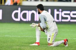 Volkan Demirel yine hatalı gol yedi