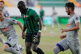 Akhisarspor Rizespor maçı özeti ve sonu