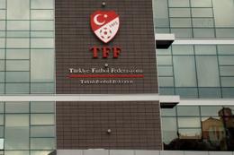 TFF'den açıklama: Tasvip etmiyoruz