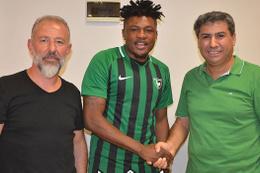 Denizlispor Nijeryalı Salami'yi transfer etti