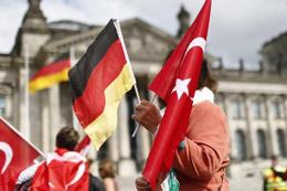 Almanya'dan itiraf! Ülkemiz için utanç verici