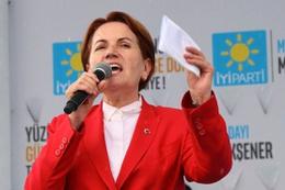 Meral Akşener'den Çavuşoğlu ve Albayrak'a çağrı!