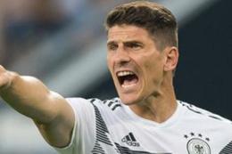 Mario Gomez Almanya Milli Takımı'na veda etti