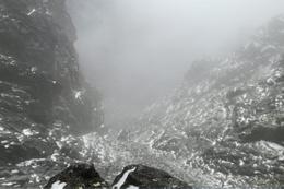 Kaçkar'a mevsimin ilk karı düştü