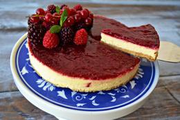 Frambuazlı cheesecake nasıl yapılır ?