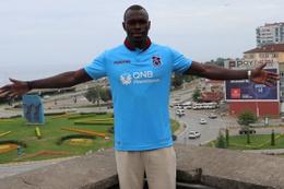 Zargo Toure'den Trabzonspor taraftarına mesaj