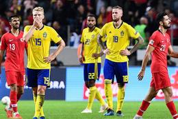 İsveç Milli Takımı'nı karıştıran olay!