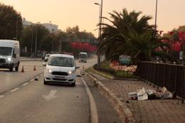 Fatih'te feci ölüm! Yolun karşısına geçmek isterken...