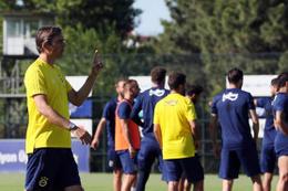 Fenerbahçe Zagrep deplasmanında