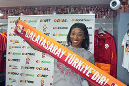 Galatasaray Cursty Jackson'ı transfer etti