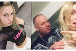 Aleyna Tilki'nin babasının başı dertte!