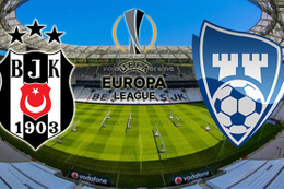 Beşiktaş-Sarpsborg maçı saat kaçta hangi kanalda?