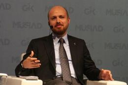 Bilal Erdoğan milli sporlar için destek istedi