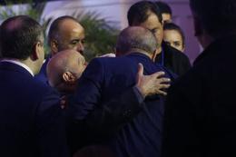 Erdoğan'ın ABD ziyaretinde dikkat çeken anlar