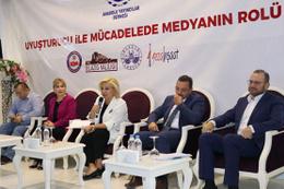 Elazığ'da 'Uyuşturucu ile Mücadelede Medyanın Rolü' Sempozyumu