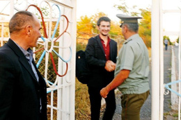 Umut Ali artık serbest