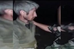 Askerden teslim olan PKK'lılara insanlık dersi