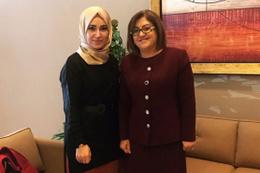 Fatma Şahin: En büyük ittifak gönül ittifakı