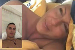 Tosic aldatıldı mı? Jelena Karleusa'nın seks fotoğrafları sızdı