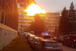 Lyon Üniversitesi'nde büyük patlama!