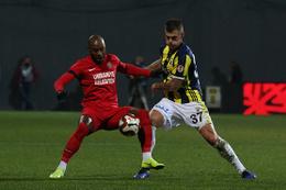 Ümraniyespor Fenerbahçe Türkiye Kupası maçı golleri ve geniş özeti