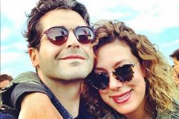 Hazer Amani'in eşi Deniz Mumcuoğlu kaç yaşında boşandılar mı?