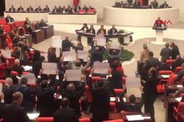 Ekonomi alanında destek teklifi Genel Kurulda kabul edildi