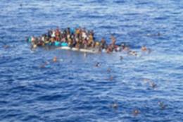 Akdeniz'de facia! 117 göçmen öldü