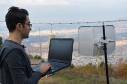 9,5 kilometreden WiFi bağlantısı gerçekleştiren Türk