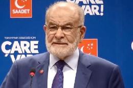 Temel Karamollaoğlu: Oturup ağlayacak halimiz yok!