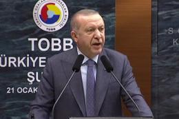 Erdoğan marketleri uyardı: Hesabını sorarız
