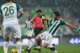 Bursaspor Fenerbahçe maçı golleri ve geniş özeti