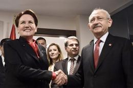 Akşener ve Kılıçdaroğlu'ndan kritik zirve