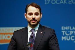 Bakan Albayrak Davos'ta konuştu ekonomideki endişesinin açıkladı