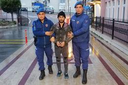 Firari suç makinesi Aydın'da yakalandı!