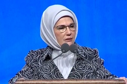 Fahri Kur'an Kursu öğreticileri Emine Erdoğan'dan destek istedi