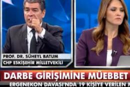 Canlı yayında 'Ergenekon' kavgası!