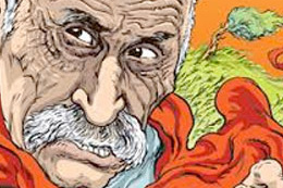Leman'dan Tuncel Kurtiz kapağı