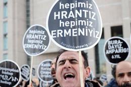 'Hrant'ın arkadaşları'ndan açıklama