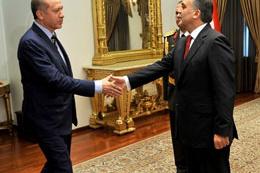 Erdoğan Köşk'e 'özel ekip' kuracak
