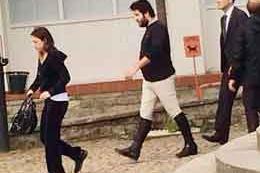 Ebru Gündeş ve Reza Zarrab böyle stres attı