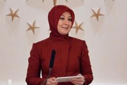 Hayrünnisa Gül başkanlık dersi aldı!